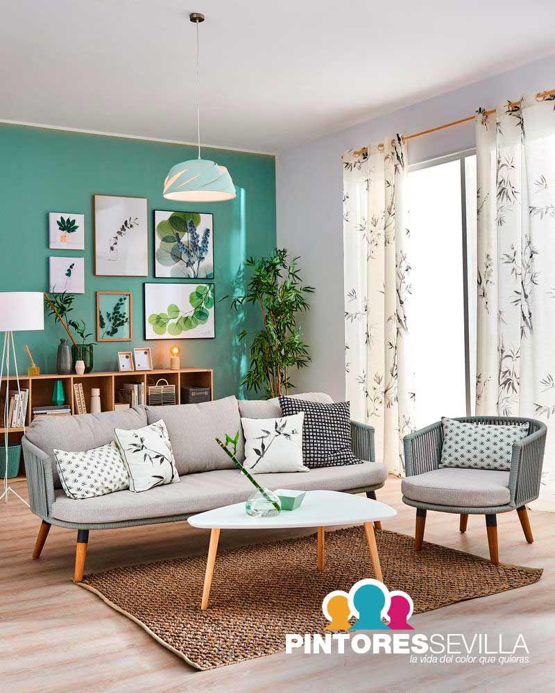 Tendencias de pintura y decoración para 2021, por Pintores Sevilla